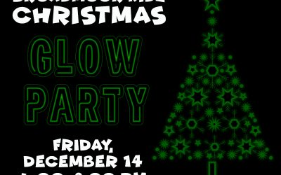 Christmas Glow Party