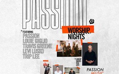 Passion Worship Night